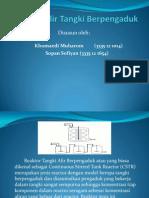 Reaktor Alir Tangki Berpengaduk.pptx