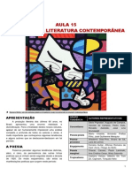 Aula 15 - SEMI - Literatura Contemporânea (1).pdf