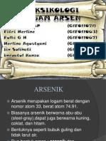 PPT TOKSIK ARSEN.pptx