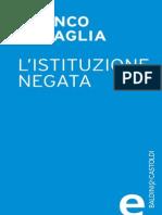 AAVV - L'Istituzione Negata