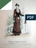 A Magyar Bazár Divatképei