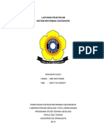 Laporan Sistem Informasi Geografis acara