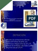Amenaza de Parto Pretermino diapositiva.pdf