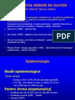 Boala celiaca a copilului