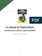 El Coraje de Tener Miedo - Molinie M D.pdf