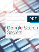 Google.search.secrets