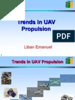 Liban Trends in UAVpropulsion
