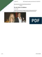 """""""Marrakech, Un Ghetto de Riches Et Célèbres - 23 Juillet 2011 - Le Nouvel Observateur"""""""