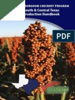 South & Central Texas SORGHUM production handbook.pdf