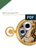 Us Ma Deloitte Ma Trends Full Report 2014 052814