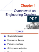 Chapter 01 Introduction To Engineering Drawing