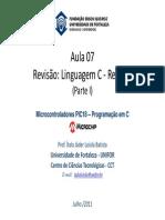Aula 07 - Programacao em C.pdf