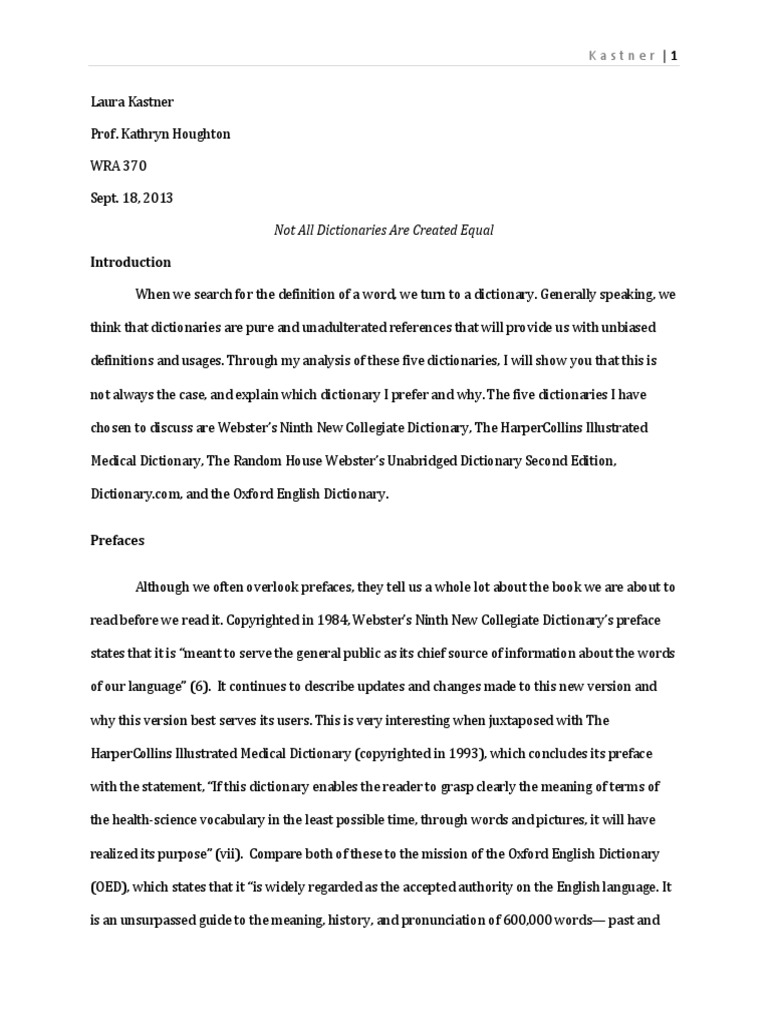 Cot essay islam