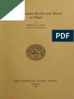 Skulls of Tibet