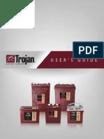 TROJAN 0109 Battery Users Guide