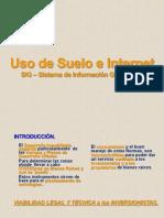 Uso de Suelo e Internet PDF