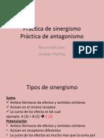 Práctica de sinergismo y antagonismo-Limpar Pachas.pptx