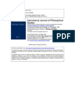 Two Types of Finitude Heidegger IJPS-libre