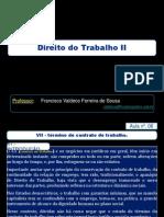 Direito do Trabalho II. Aula 06.ppt