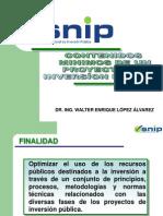 01 SNIP CONTENIDOS MINIMOS DE UN PIP.ppt