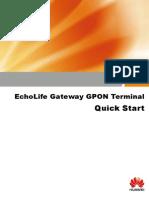 Gateway ONT Quick Start
