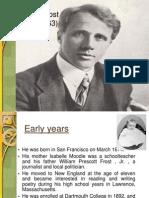 Robert Frost.ppt