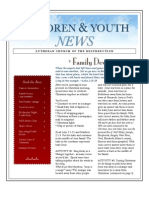 LCR Children & Youth News Winter 2010