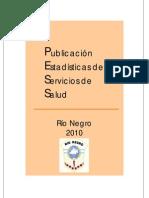 Publicación Estadística Ministerio de Salud. Año 2010.pdf