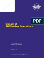 DOC 9365 Manual of All-Weather Operations