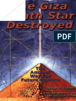 Giza Death Star Destroyed_ the Ancient War for Future Science (Giza Death Star Trilogy), The - Farrell, Joseph P