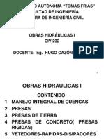 OBRAS HIDRAULICAS I.ppt