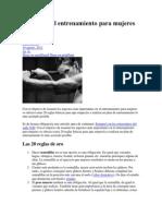 20 reglas para el entrenamiento de la mujer.docx