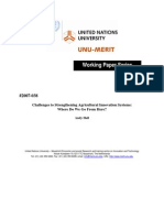 Challenges to Strengthening Agricultural Innovation Systems.pdf