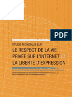 Le Respect de la Vie Privée sur l'internet et la Liberté d'expression - Editions UNESCO.pdf