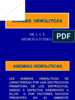 Anemia Hemolitica Congenita