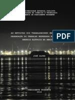 AS REVOLTAS DOS TRABALHADORES EM JIRAU (RO)