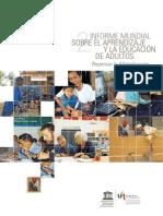Unesco Informe mundial sobre el aprendizaje y la educación de adultos.pdf