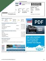 Print Boarding Pass(Es)