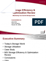 StorageYour Current Storage Assets Maximizing Optimization
