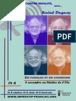 Affiche Impératif français
