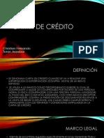 Carta de crédito.pptx