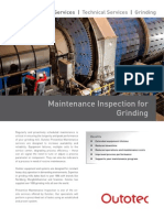 OTE Maintenance Inspection for Grinding Eng Web