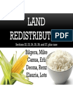 000TOPIC 8 Land Redistribution