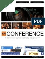 2014 cfi conference brochure