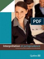 Normes Du Travail - Guide Et Interprétation