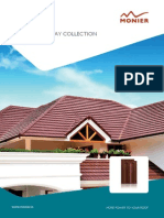 Imported High Quality Clay Roof Tiles