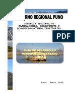 plan  de desarrollo regional concertado Puno  2007.pdf