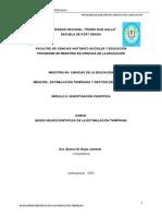 BASES NEUROCIENTIFICAS DE LA ESTIMULACIÓN TEMPRANA.doc