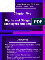 Rights Obligations Employers and Employees