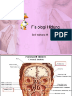 Fisiologi Hidung